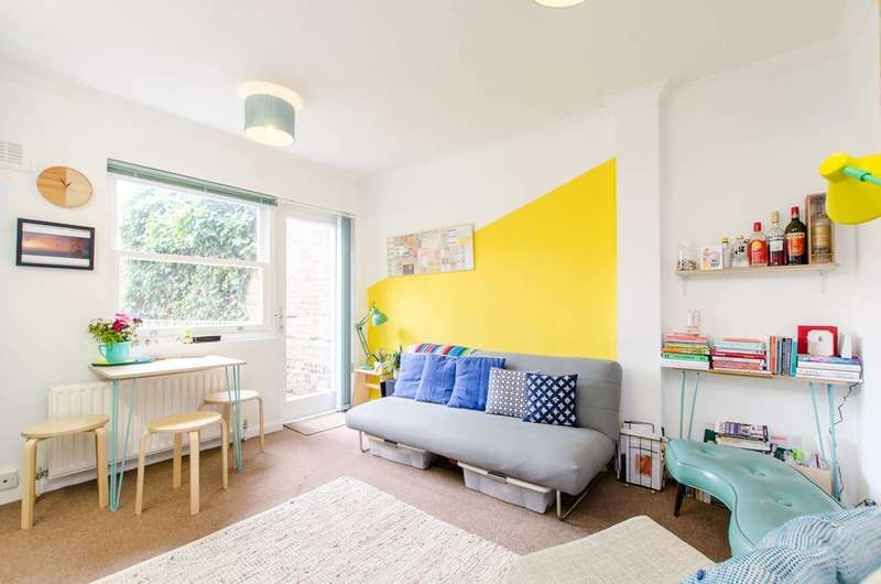 1 Bedroom Flat for sale in Cleveland Way, Stepney, E1