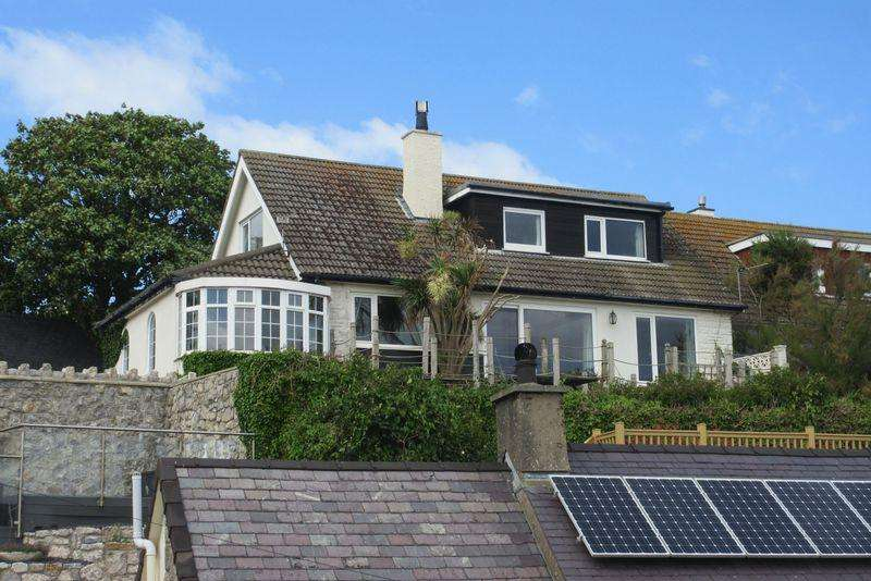 3 Bedrooms Detached House for sale in Moelfre