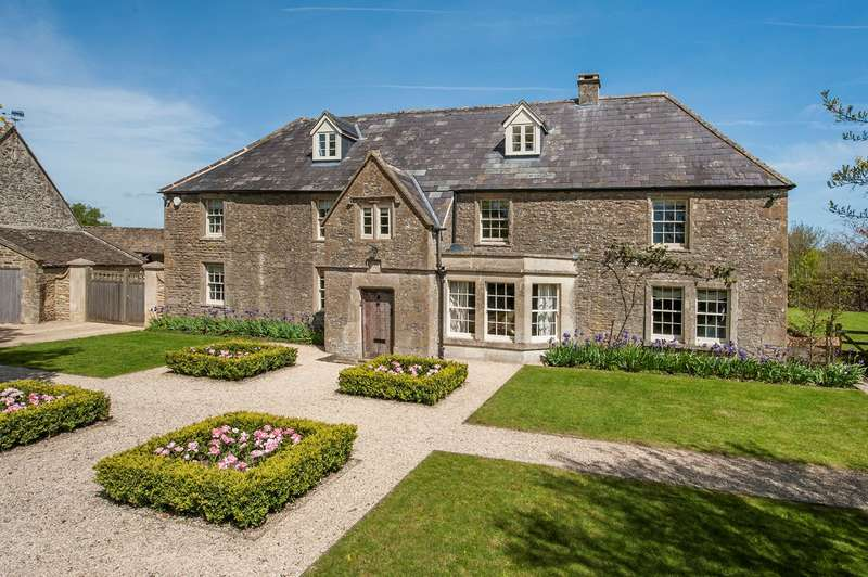 7 Bedrooms Detached House for sale in Ashley Green, Little Ashley, Bradford-on-Avon, BA15