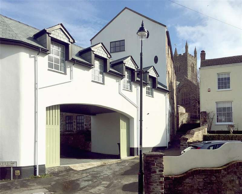 2 Bedrooms Apartment Flat for sale in The Old Glove Factory, Pilton, Barnstaple, Devon, EX31