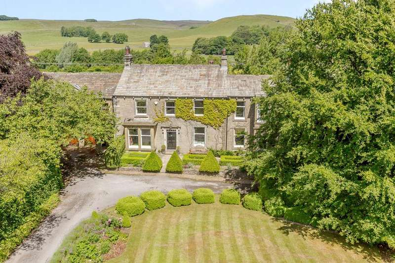 5 Bedrooms Detached House for sale in Cracoe, Skipton