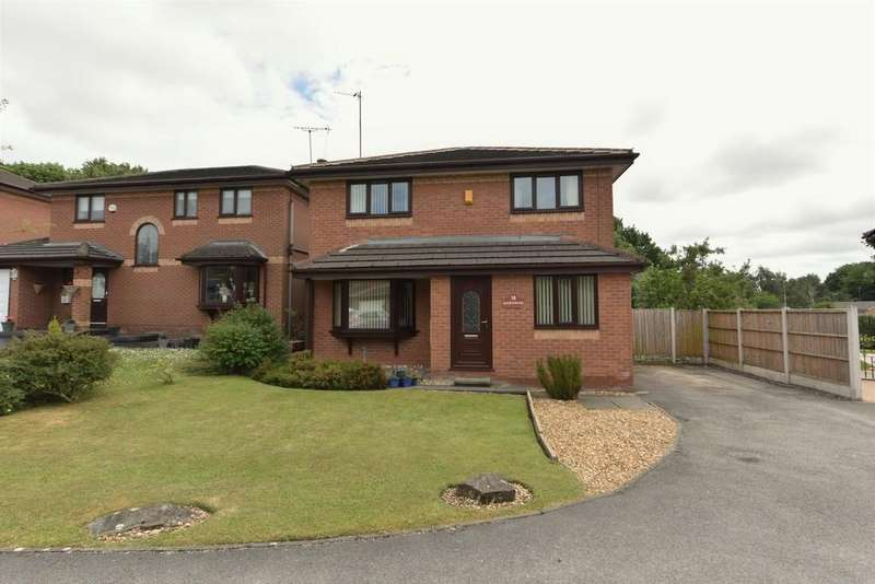 4 Bedrooms Detached House for sale in Maplewood, Ashurst
