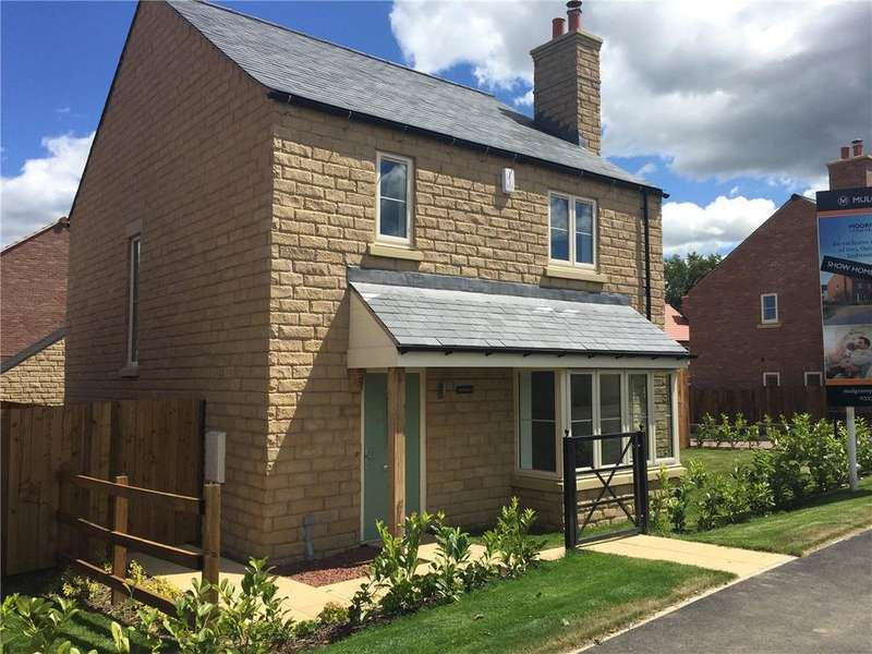 4 Bedrooms Detached House for sale in 8 Moorfields, Little Crakehall, Bedale, DL8