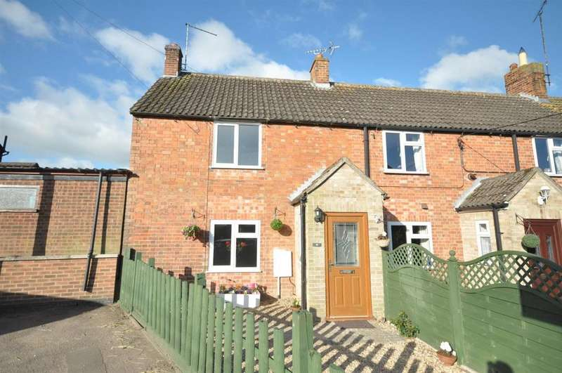2 Bedrooms Cottage House for sale in The Green, Stathern, Melton Mowbray