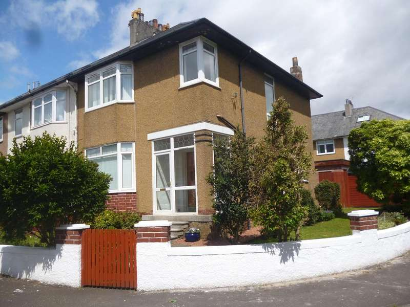 3 Bedrooms End Of Terrace House for sale in 9 Glenburn Crescent, LARGS, KA30 8PB