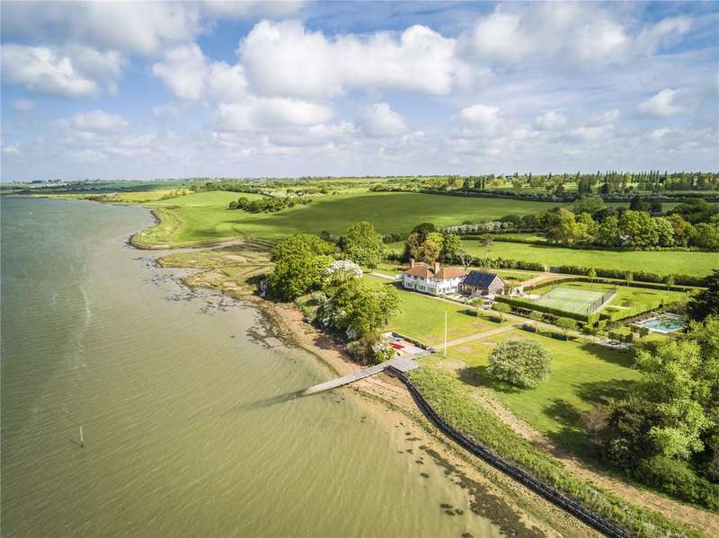 8 Bedrooms Detached House for sale in Near Burnham-On-Crouch, Essex, CM0
