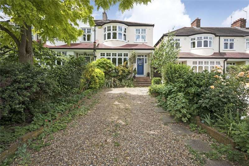4 Bedrooms End Of Terrace House for sale in Rosendale Road, London, SE21