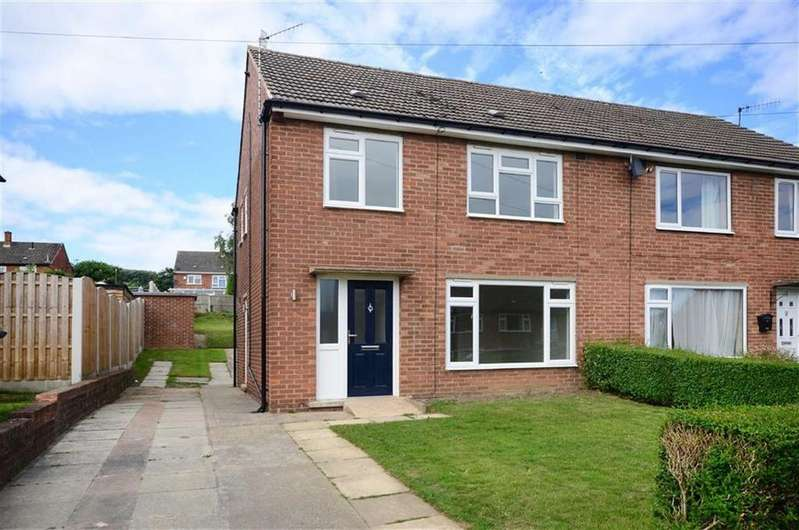 3 Bedrooms Semi Detached House for sale in 26, Shireoaks Road, Dronfield, Derbyshire, S18