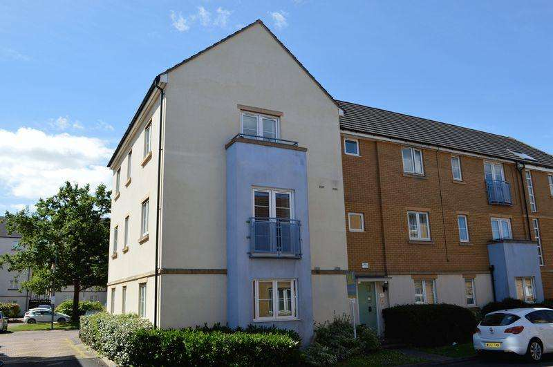 2 Bedrooms Flat for sale in Junction Way, Bristol