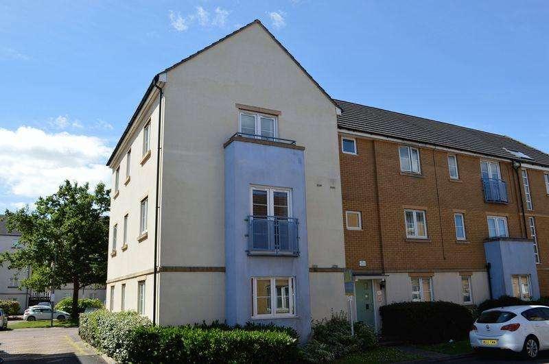 2 Bedrooms Flat for sale in Junction Way, Bristol