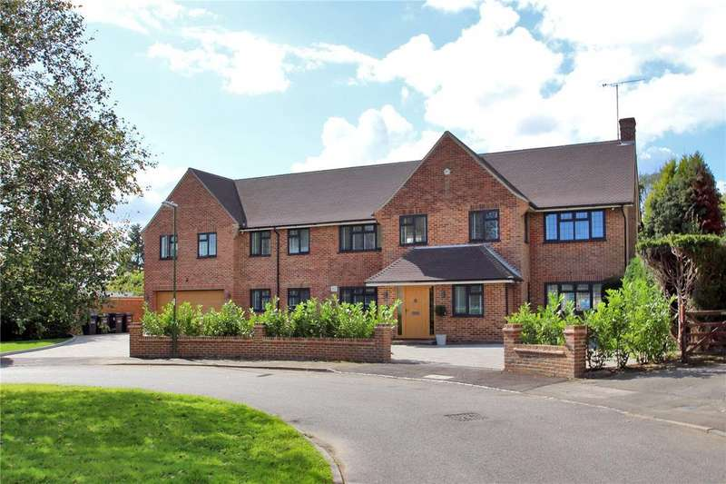 6 Bedrooms Detached House for sale in Manor Drive, Cuckfield, Haywards Heath, West Sussex, RH17