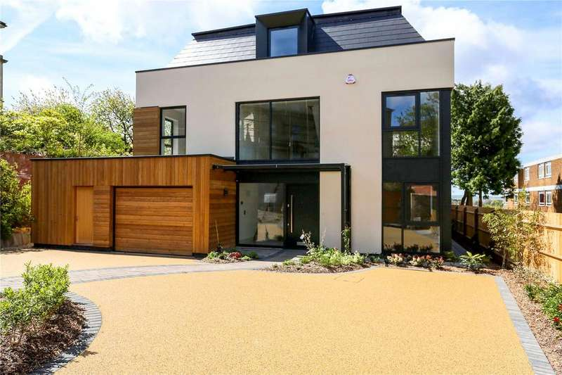 5 Bedrooms Detached House for sale in Southfield Road, Bristol, BS9