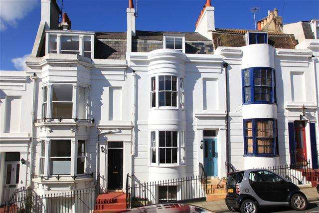 5 Bedrooms Terraced House for sale in Montpelier Street, Brighton