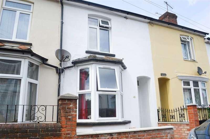 2 Bedrooms Terraced House for sale in Elms Road, Aldershot, aldershot