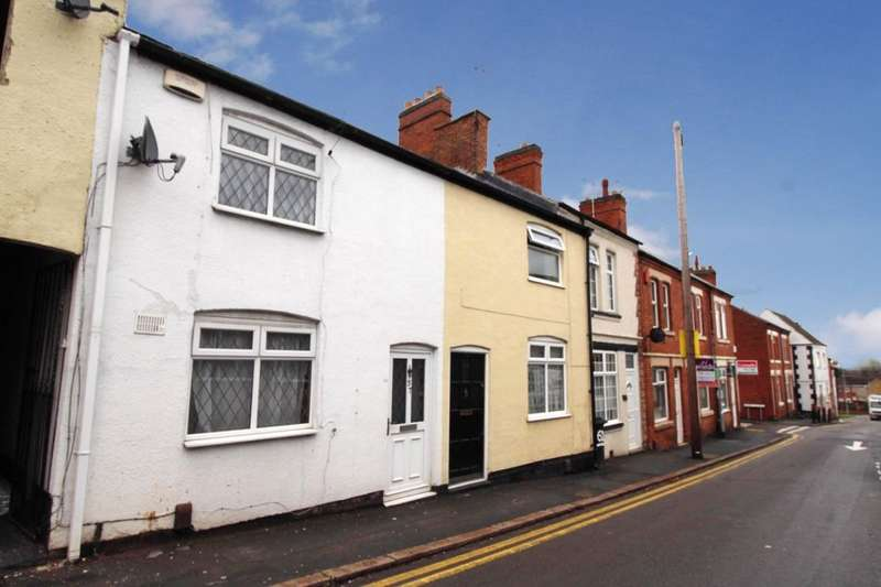 2 Bedrooms Property for sale in Chapel Street, Barwell, Leicester, LE9