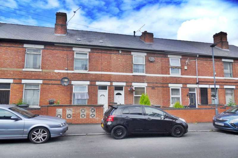 2 Bedrooms Terraced House for sale in Rutland St, Peartree