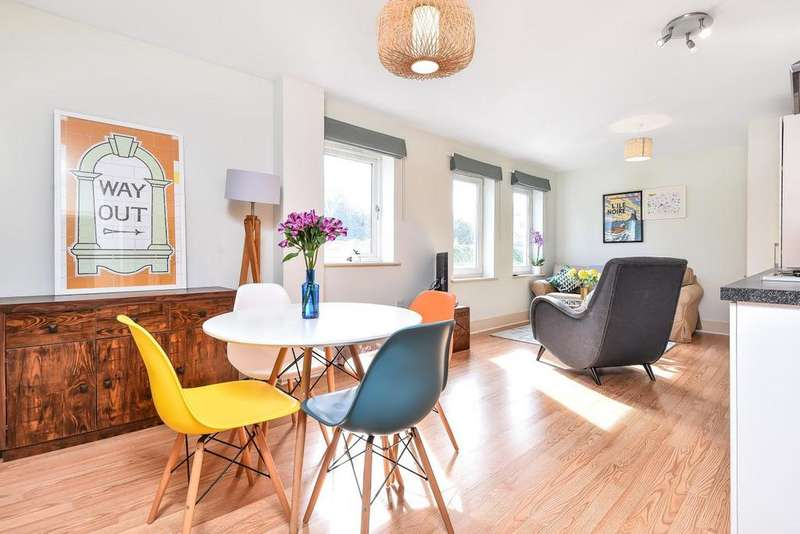 1 Bedroom Flat for sale in Denning Mews, Balham
