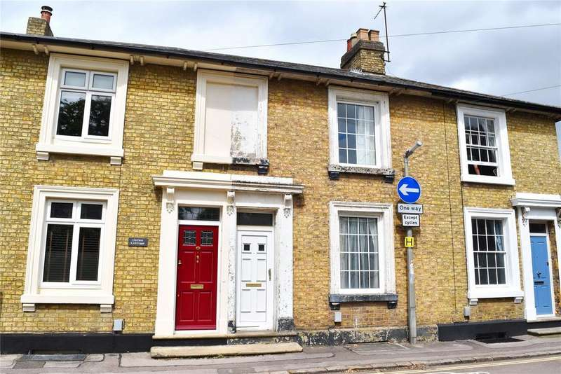 2 Bedrooms Terraced House for sale in Church Road, Linslade