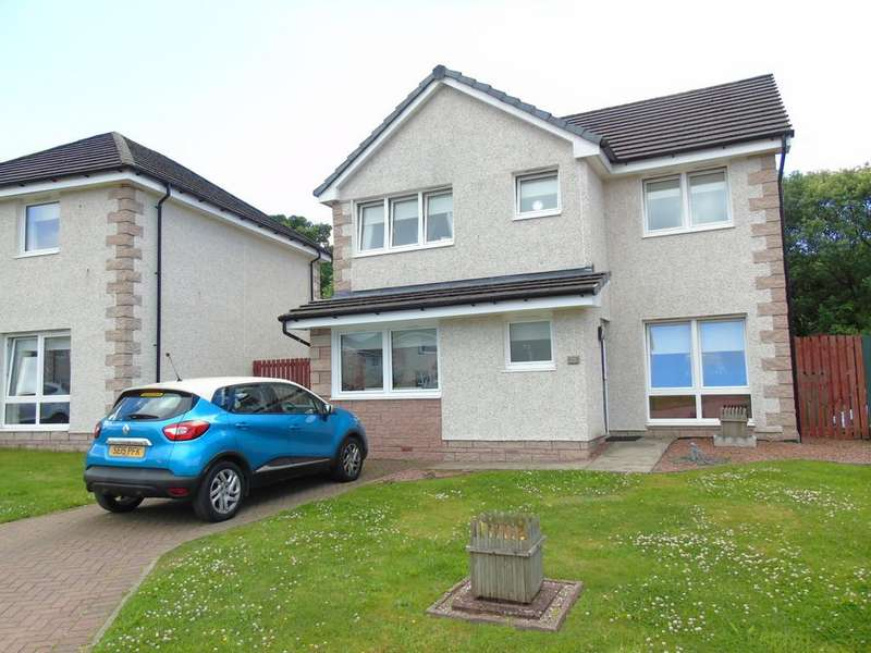 5 Bedrooms Detached House for sale in Ivy Leaf Place, Lennoxtown, Glasgow, G66