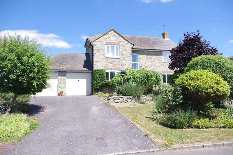 4 Bedrooms Detached House for sale in North Hill Close, Burton Bradstock, Bridport