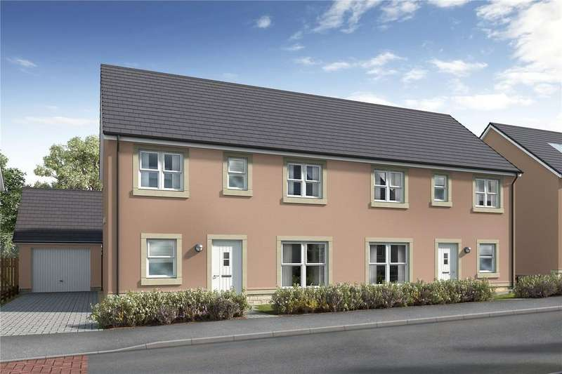 4 Bedrooms Semi Detached House for sale in Plot 20, The Iona, Abbey Gardens, Milne Meadows, Old Craighall, Musselburgh