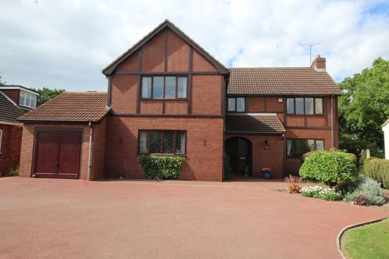 4 Bedrooms Detached House for sale in High Street, Hatfield, Doncaster, DN7