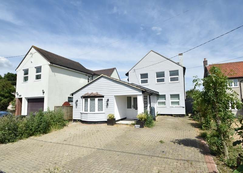 4 Bedrooms Detached House for sale in Church End, Broxted