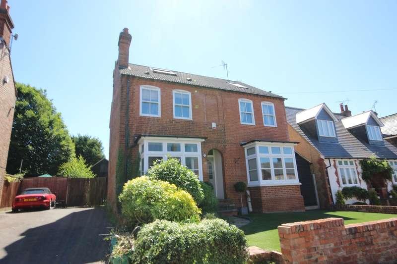5 Bedrooms Detached House for sale in Ashburnham Road, Ampthill, Bedfordshire, MK45