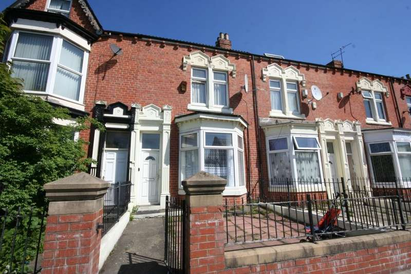 3 Bedrooms Terraced House for sale in Borough Road, Middlesbrough, TS1