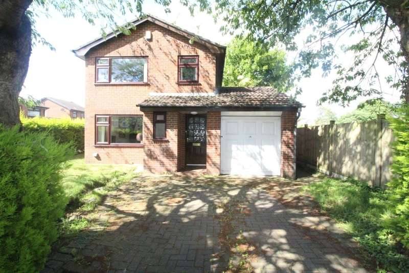 3 Bedrooms Detached House for sale in Valley Road, Heaton Mersey, Stockport, SK4