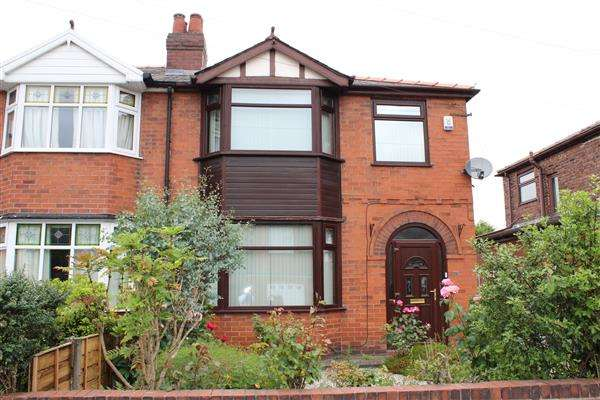 3 Bedrooms Semi Detached House for sale in Owler Lane, Chadderton, Oldham