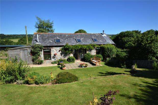 2 Bedrooms Detached House for sale in Venton, Plymouth, Devon