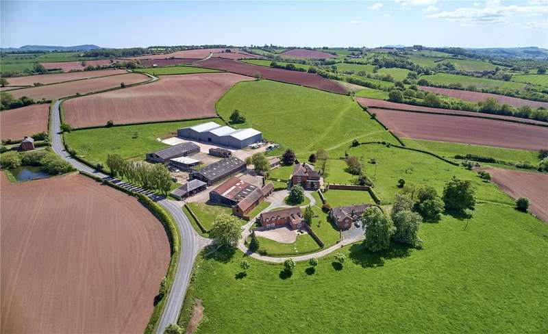 10 Bedrooms Farm Commercial for sale in Rochford, Tenbury Wells, Worcestershire, WR15