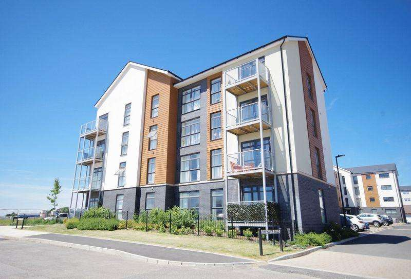 2 Bedrooms Apartment Flat for sale in Great Brier Leaze, Charlton Hayes, Bristol