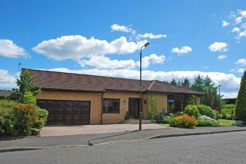 5 Bedrooms Detached Bungalow for sale in Millar Place , Stenhousemuir, Falkirk