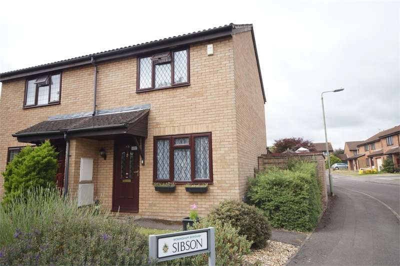 2 Bedrooms Semi Detached House for sale in Marefield, Lower Earley, READING, Berkshire
