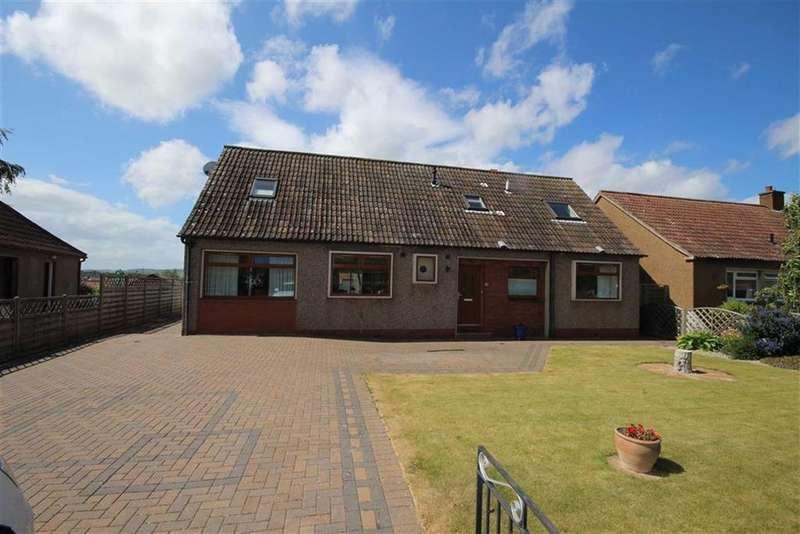 4 Bedrooms Detached House for sale in 36, Tarvit Avenue, Cupar, Fife, KY15