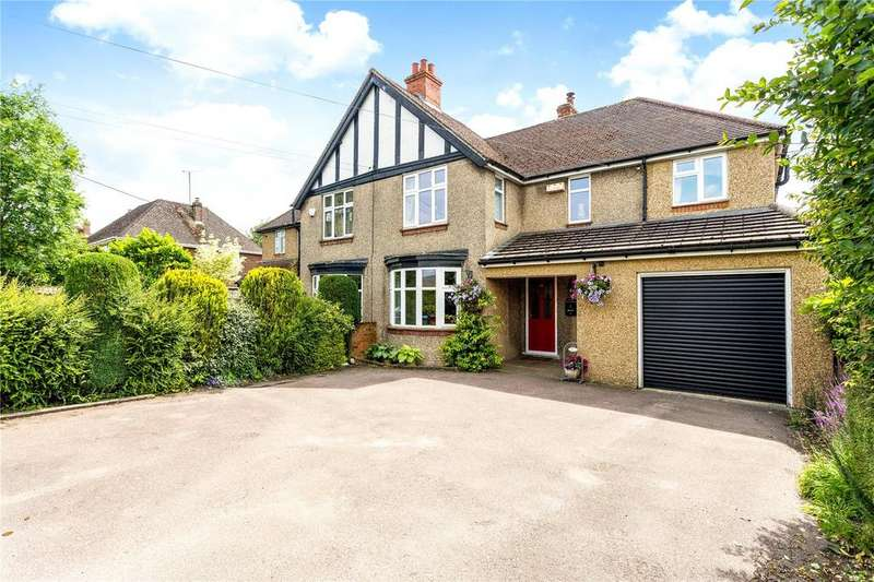 4 Bedrooms Semi Detached House for sale in London Road, Aston Clinton, Aylesbury, HP22