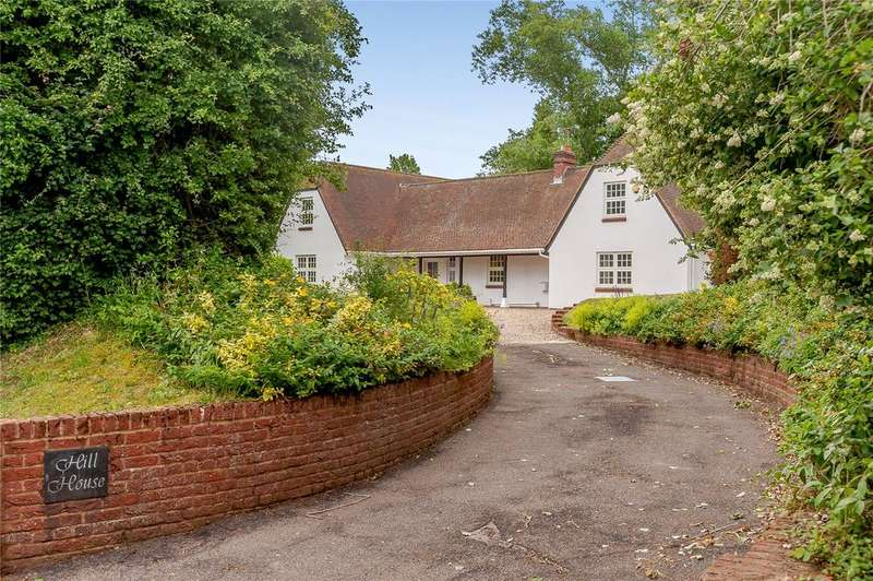 4 Bedrooms Detached House for sale in Brent Hall Road, Finchingfield, Braintree, Essex