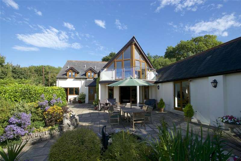 4 Bedrooms Detached House for sale in Stoborough, Wareham, Dorset