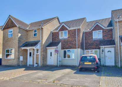 2 Bedrooms Terraced House for sale in Orchard Close, Warboys, Huntingdon, Cambs