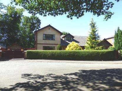 4 Bedrooms Detached House for sale in Stanley Grove, Penwortham, Preston, Lancashire, PR1
