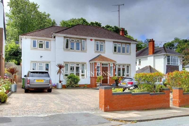 4 Bedrooms Detached House for sale in Dan-Y-Coed Road, Cyncood, Cardiff