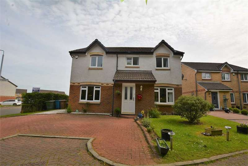 4 Bedrooms Detached House for sale in Briarcroft Road, Robroyston