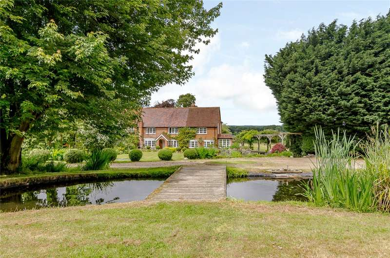 3 Bedrooms Semi Detached House for sale in Honey Lane, Hurley, Maidenhead, Berkshire, SL6