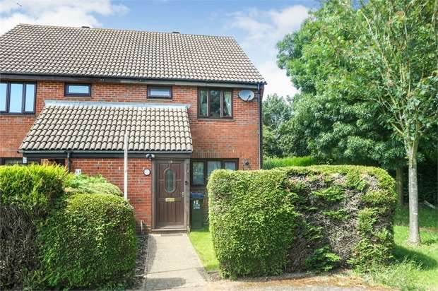 3 Bedrooms End Of Terrace House for sale in Russettwood, Welwyn Garden City, Hertfordshire