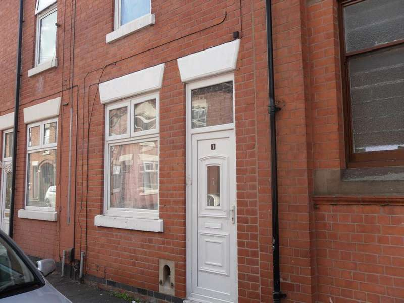 2 Bedrooms Terraced House for sale in Leicester LE5