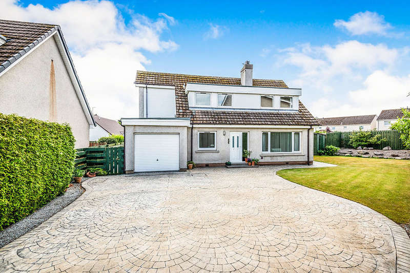 3 Bedrooms Detached House for sale in Councillors Walk, Forres, IV36