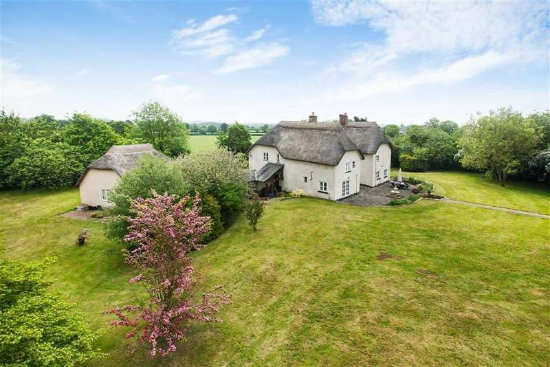 5 Bedrooms Detached House for sale in Clyst Hydon, Cullompton, Devon, EX15