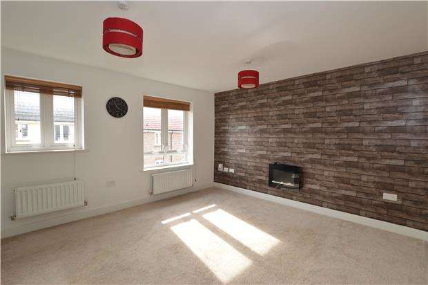 2 Bedrooms Flat for sale in Hollybrook Mews, Yate, Bristol, BS37 4GB